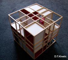 Finished Cube by DTKinetic