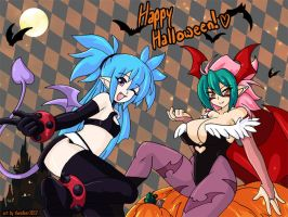 heartcore halloween by tlwelker