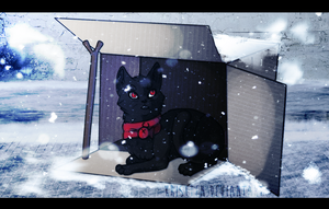 Baby, It's cold outside by Kristten