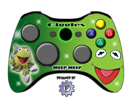 Kermit the frog concept by chrisfurguson