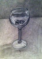 Wine Glass by starxmile