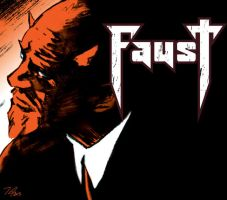 Faust color by Jonzy