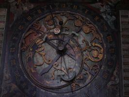 Astronomical Clock by Shirabelle