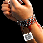STOP Human Trafficking by Self-Harm-Cutter