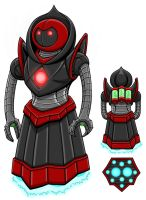Flatwoods Monster by kaijuverse