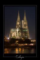 Cologne - Germany by ThomasP1978