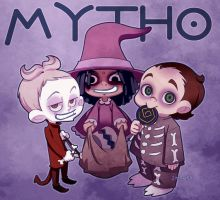 Happy Mytholloween ! by zimra-art