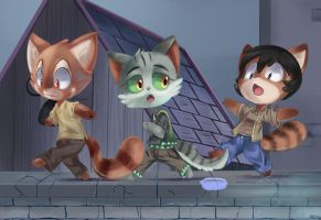MorningStar - Sneak by Bukoya-Star