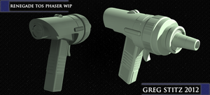 Renegade Phaser V2 WIP 3 by GregStitz