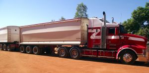 Road Train by rbompro1