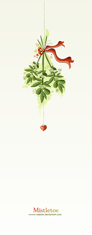 Mistletoe by NaBHaN