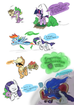 S4E23 Sketch Dump by MrAsianhappydude