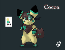 Cocoa Reference by Willow-Wyvern