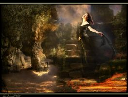 In Garden of Fantasy by Xantipa2-2D3DPhotoM