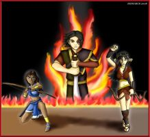 Two Thrones Prince of Fire by Bizmarck
