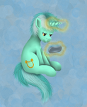 Happy Birthday Lyra by savannagrey