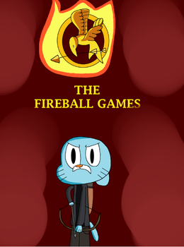 The Fireball Games by danishtreats
