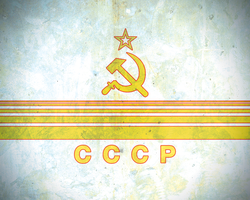 Soviet Stripes - No full stops by spectravideo