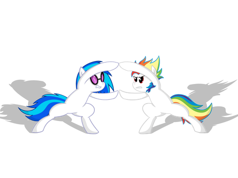 MLP Fusion Dance by Neriani
