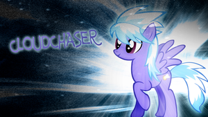 Cloudchaser Wallpaper by TygerxL