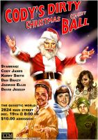 Cody's Dirty Christmas Comedy Ball by tmarried