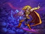 THOR HALEN by Dustin-C