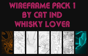 Wireframe pack :D by CatInd