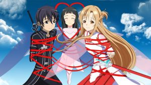 .: SAO : Tangled Love :. by Sincity2100
