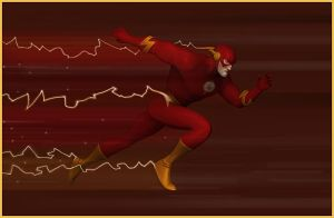 The Flash by Toks-S