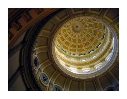 Denver Capitol Dome No. 2 by cranberrydreams