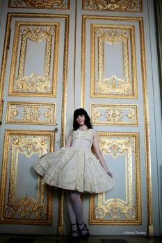 This, Madame, is Versailles by Gurololi