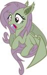 Flutterbat Vector made by Princess Cadance by PrincesaCadance