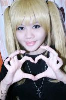 Misa Misa loves you by Lawrielle21