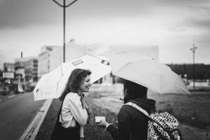 Umbrelling Discussion by Freggoboy