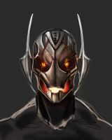 Ultron WIP by glitch646