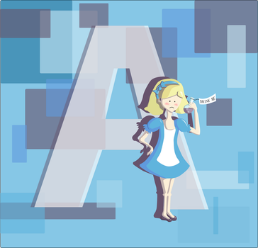 A is for Alice by purecoincidence