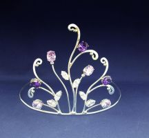 Tiara inspired by the 30-ies by ElnaraNiall