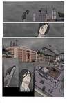Legend of Korra: Tahnorra Comic Page 1 by SractheNinja