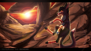 Collab - For Rinermai by Reneah