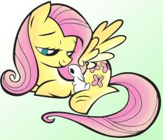 Fluttershy by Mast88