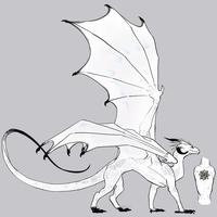 Design Commission:.dragon tomo by Remarin