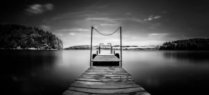 at peace in dark times by DanielGliese
