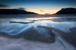 Icy Shapes by KennethSolfjeld