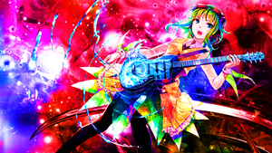 Color Explosion Gumi by Getsurin