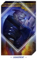 ME: Garrus by Alteya