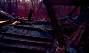 Abandoned Farm Series 5 by PinkPanther21