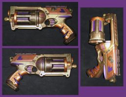 Yet ANOTHER steampunk mod mav by silvernomiko