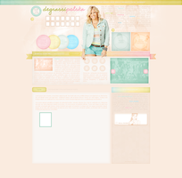 Degrassi - WP Theme -BARBIE by FashionVictim89