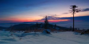 Twilight view from Szpicak by Guanchos