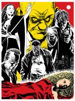 SIN CITY, the Movie by JoniGodoy